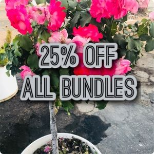 25% OFF SALE ON ALL ITEMS